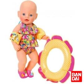Conjunto de Baño Baby Born