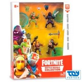 Pack 4 Figuras Fornite (Modelos Surtidos)