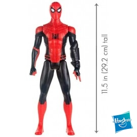 Spiderman Titan Go To Home
