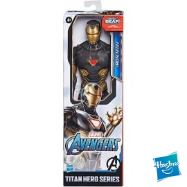 Iron Man Titan Avengers