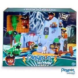 Pin y Pon Action Isla Pirata
