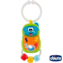Puppy Phone Chicco