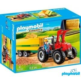 Tractor con Remolque 70131