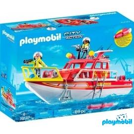 Barco de Rescate 70147