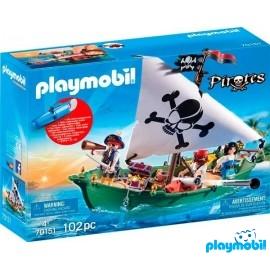 Barco Pirata con Motor 70151
