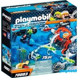 Spy Team Sub Bot 70003