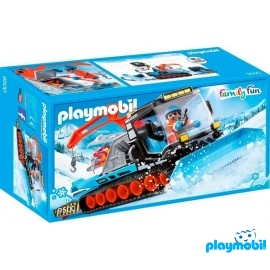 Quitanieves Playmobil 95000