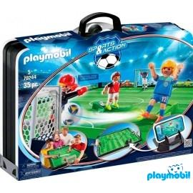 Campo de Futbol Maletin 70244