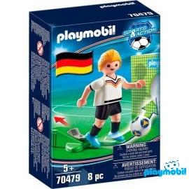 Jugador Alemania