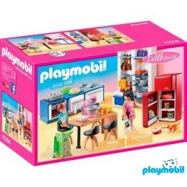 Cocina Playmobil 70206