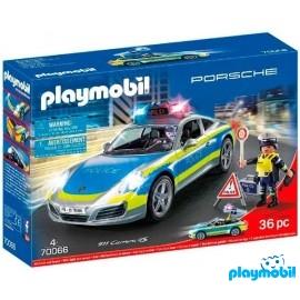 Porsche 911 Carrera 4s Policia