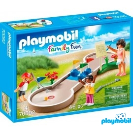 Mini Golf Playmobil 70092