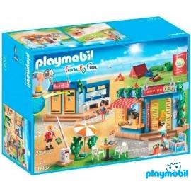 Campg Playmobil 70087