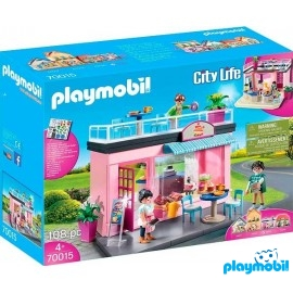 Mi Cafeteria Playmobil