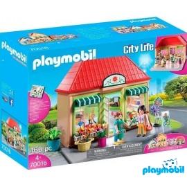 Mi Floristeria Playmobil