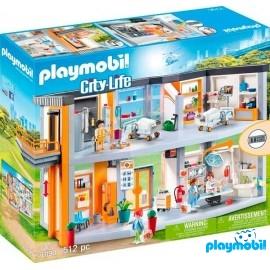 Gran Hospital Playmobil