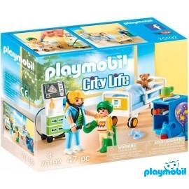 Sala Hospital Playmobil