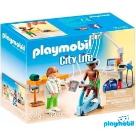 Fisioterapeuta Playmobil
