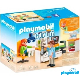 Oftalmologo Playmobil