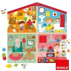 Puzzle Casa Goula