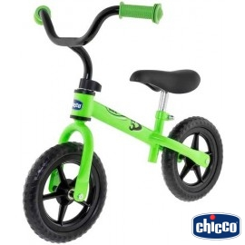 Mi Primera Bici Chicco Green Rocket