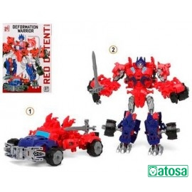 Transformers Red Detent
