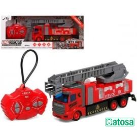 Camion R/C Bpmberos