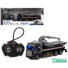 Camion R/C City Grua