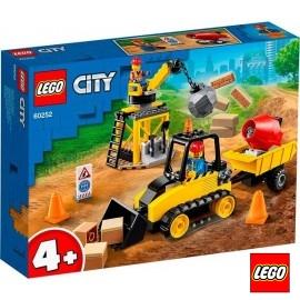 Lego Buldocer Construccion