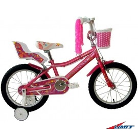 "Bicicleta 16"" Lydia Rosa"