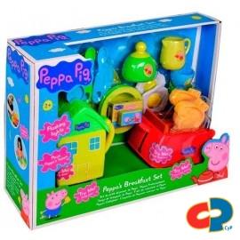Set Desayuno Peppa Pig