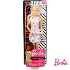 Barbie Fashionista 119
