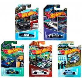 Hot Wheels Coche Policia Surtido