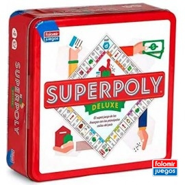 Superpoly Deluxe Metalico