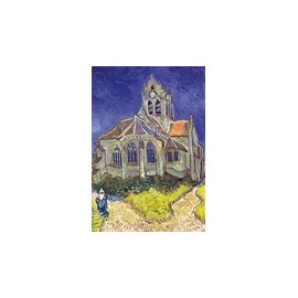 Puzzle 1500 La Iglesia de Auvers