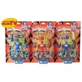 Power Ranger Figuras Surtidas