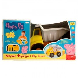 Camion Volquete Peppa Pig