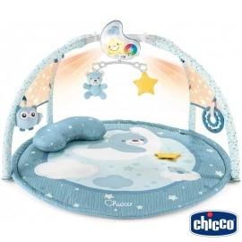 Gimnasio Melodias Azul Chicco