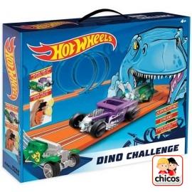 Pista Hotwheels Dino