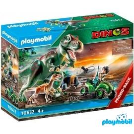 Ataque del T-Rex 70632