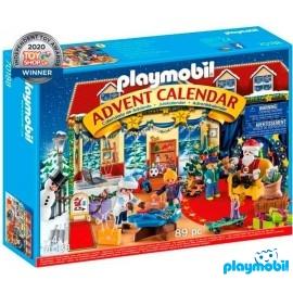 Calendario Navidad Jugueteria