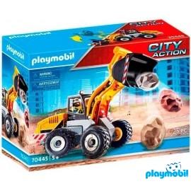 Cargadora Frontal Playmobil
