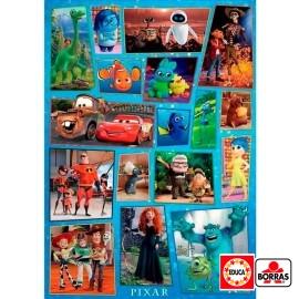 Puzzle 1000 Pixar Family