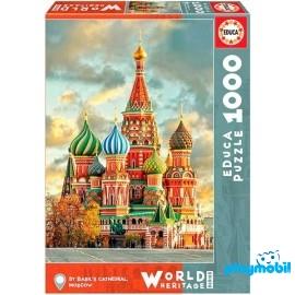 Puzzle 1000 Catedral San Basilio