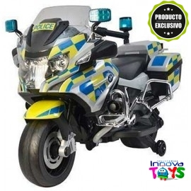 Moto BMW Policia 12v.