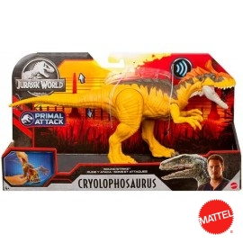Jurassic World Cryolophosaurus