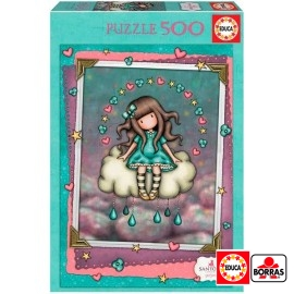Puzzle 500 Santoro