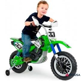 Moto Thunder Kawasaky 12v.