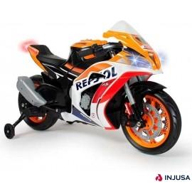 Moto Honda Repsol 12v.