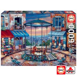 Puzzle 6000 Preludio Nocturno